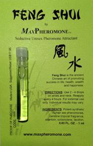 FENG SHUI by MaxPheromone - Seductive Unisex Pheromone Attractant