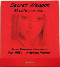 NEW!!! For MEN only! Use by itself or mix with a cologne! Super strong pheromone concentrate Attracts Women!